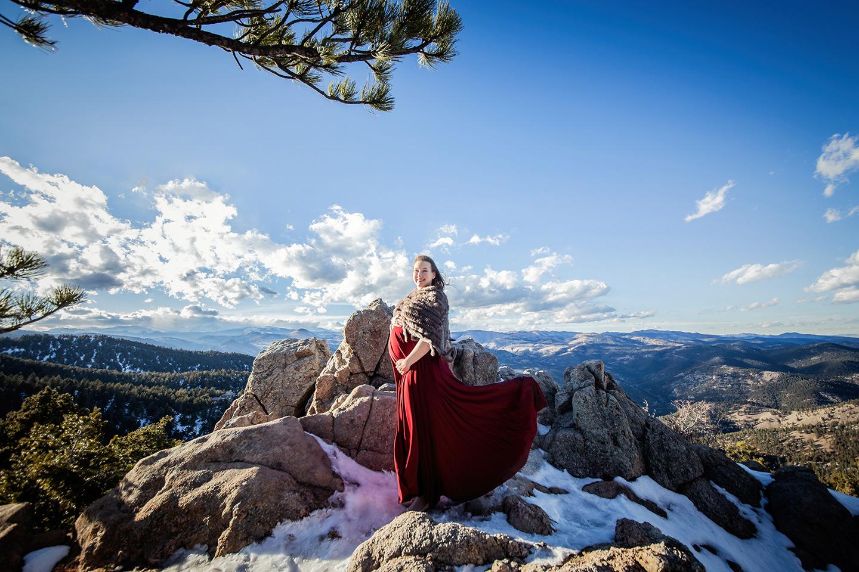 Gorgeous-maternity-photography-Boulder