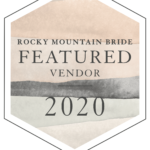 Featured Vendor Rocky Mountain Bride 2020