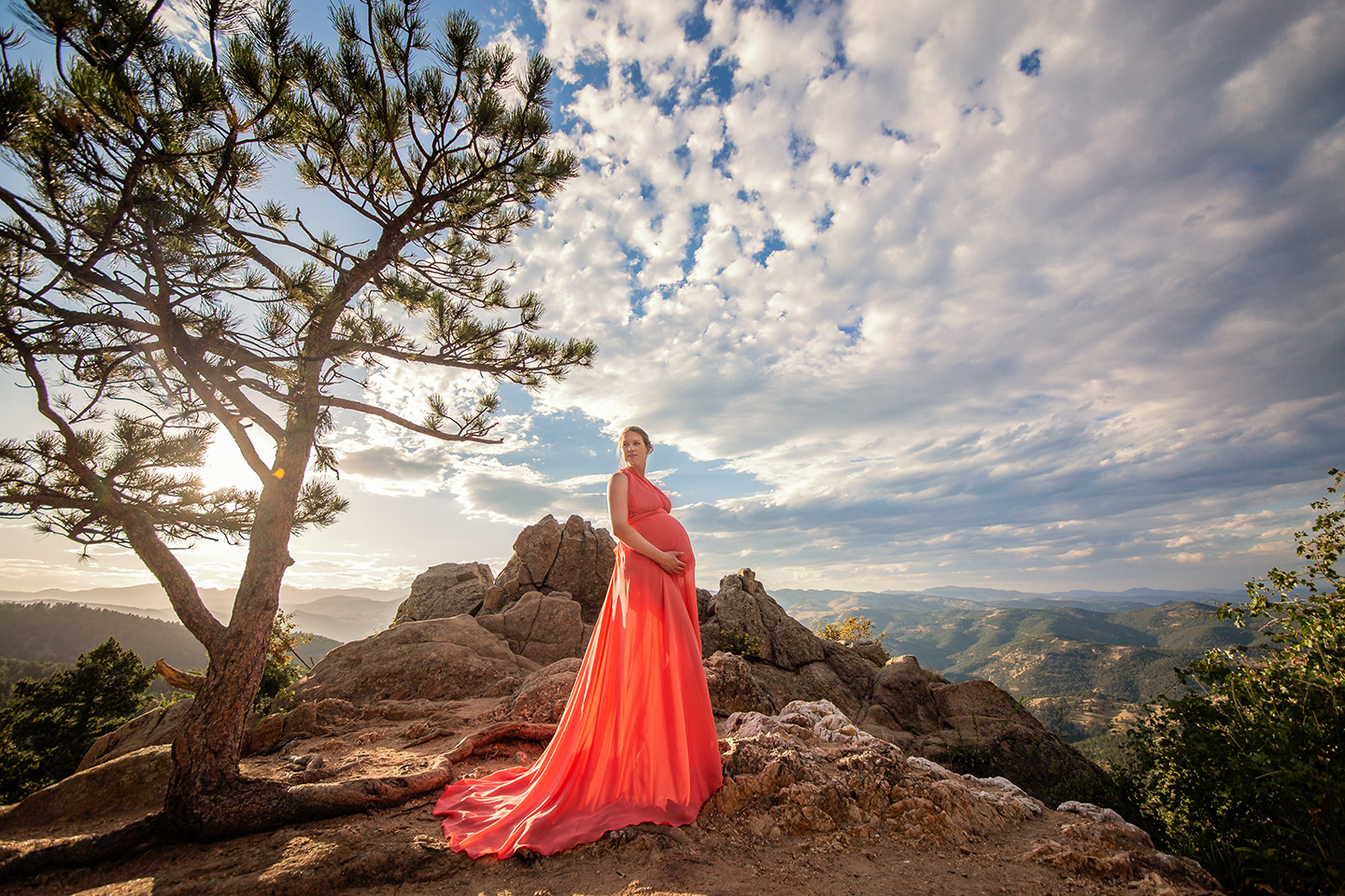maternity in Boulder Colorado